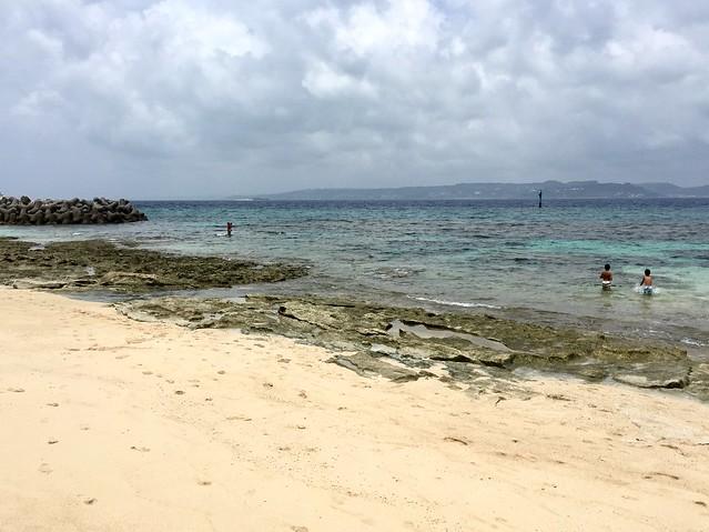 iphone photo 990: At the beach of a sacred island. Kudaka Island (Okinawa), 10 Aug 2017