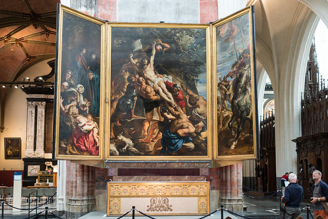 Peter Paul Rubens: De Kruisoprichting