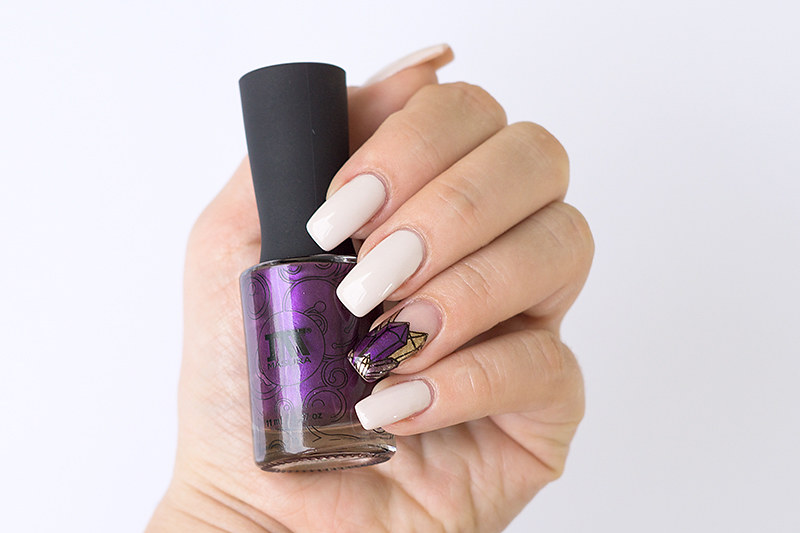 Nailart: Gem Nails