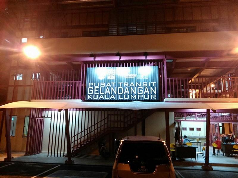 Pusat Transit Gelandangan Kuala Lumpur