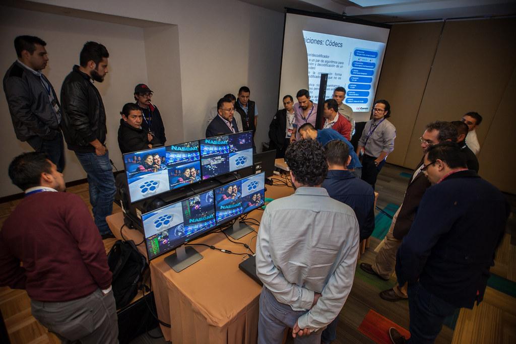 Tecnomultimedia Infocomm México 2017