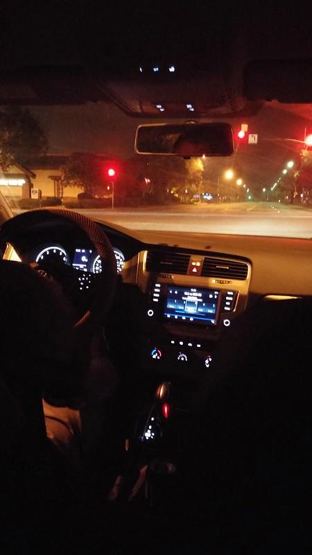 Med Uber i natten
