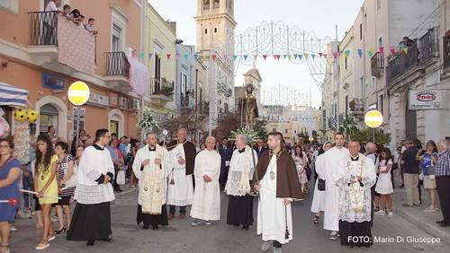 festeggiamenti in onore di San Rocco