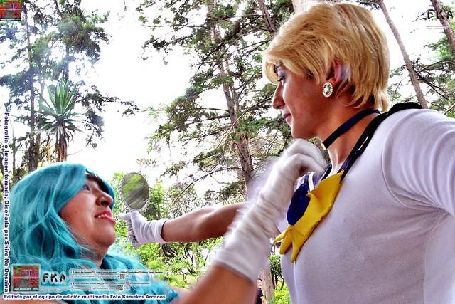 Sesión fotográfica Sailor Moon 08
