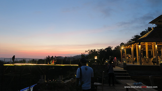 Senja Batoer Hill Resort & Resto