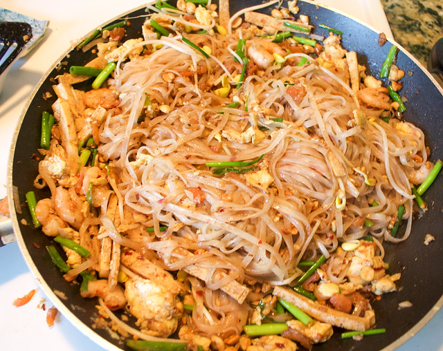 Suzie the Foodie's Pad Thai