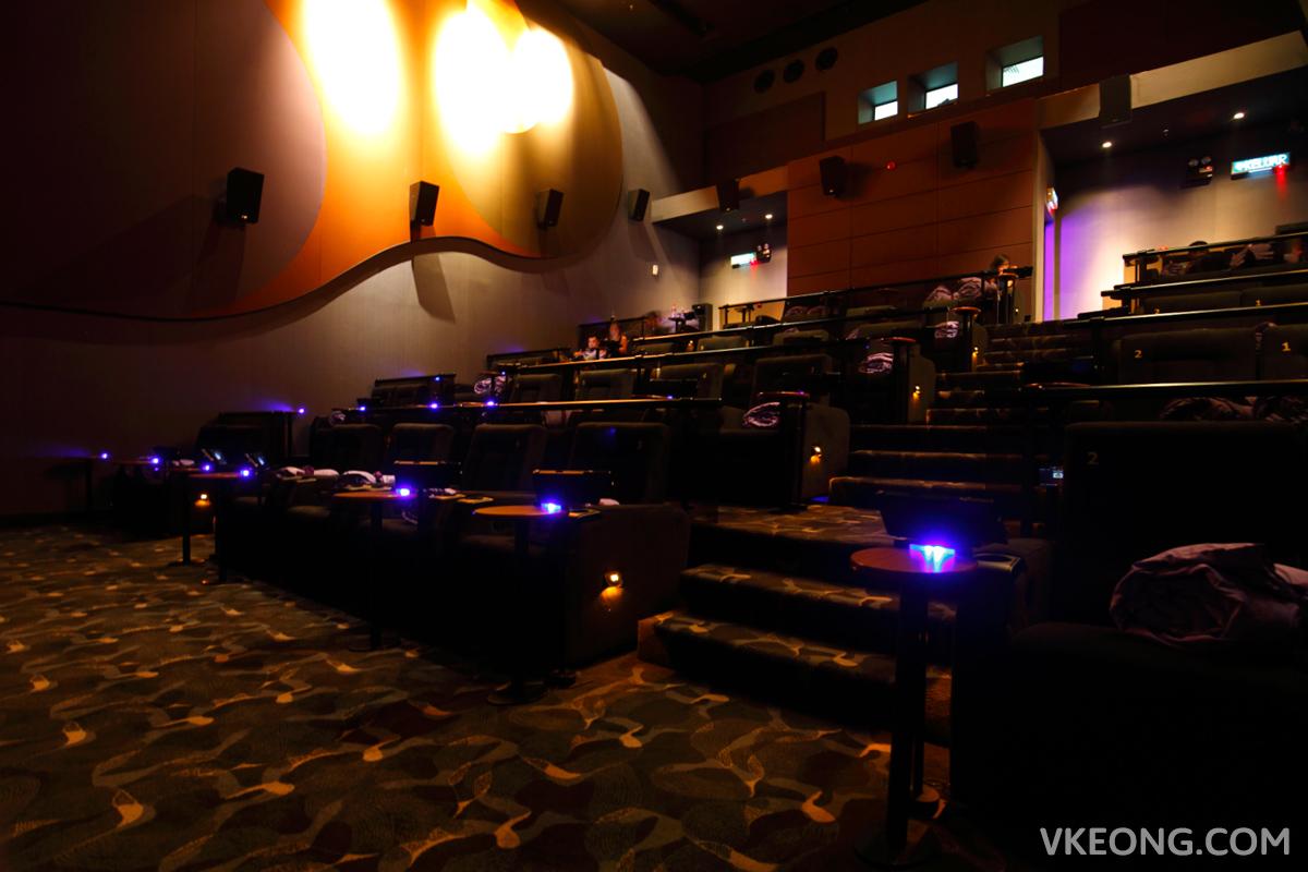 TGV Indulge Cinema 1 Utama