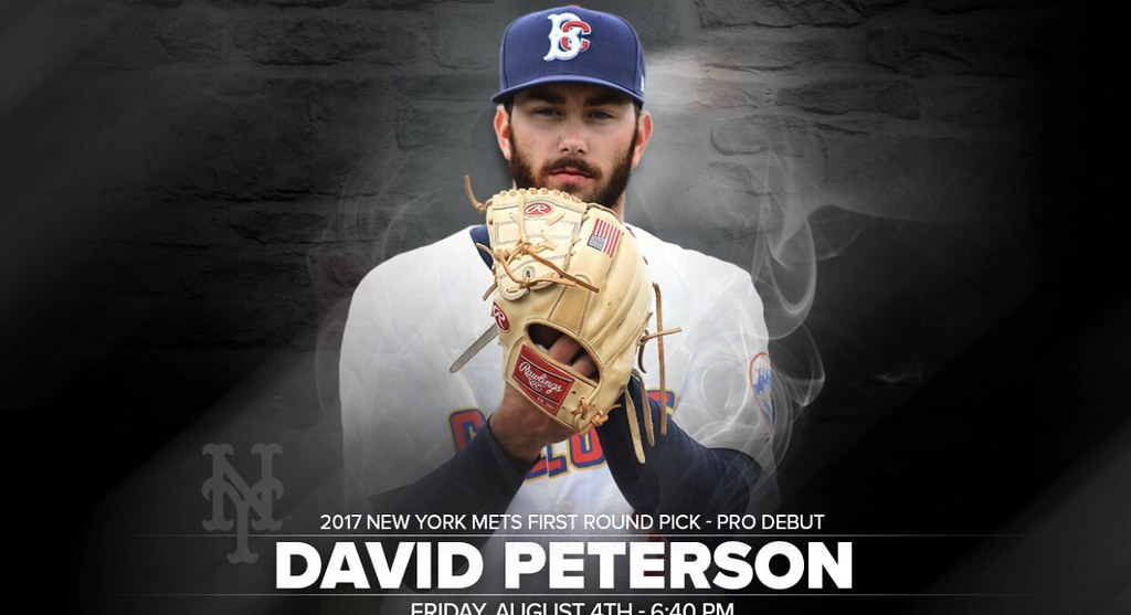 Image result for david peterson mets