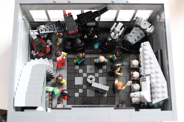 Bay 327 - A Star Wars Museum - First Floor