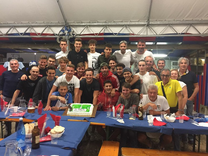 Calcio: Presentata la squadra dello SPARTA Castel Bolognese