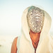 Burning Man Mask by Stuck in Customs