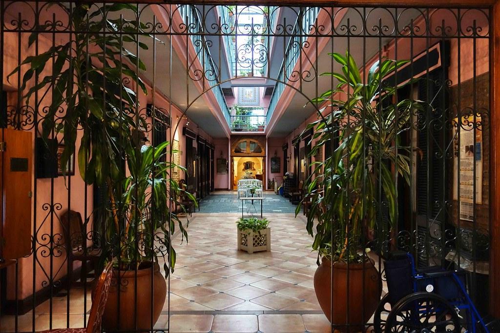 Buenos Aires - Gran Hotel Hispano 1