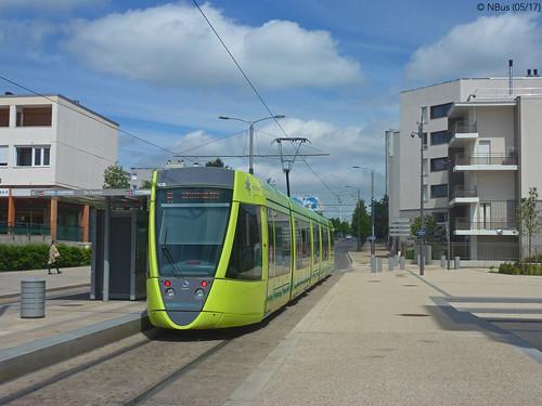Alstom Citadis 302 n°108