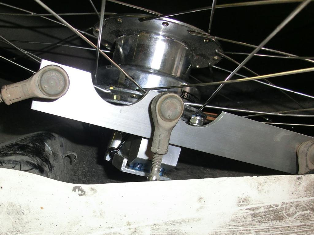Installing a sturmey archer xl sdd dynamo hub in a quest velomobile archive bentrider online forums