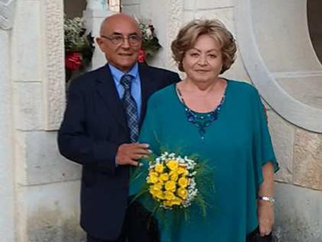 nozze d'oro 50 anni di matrimonio
