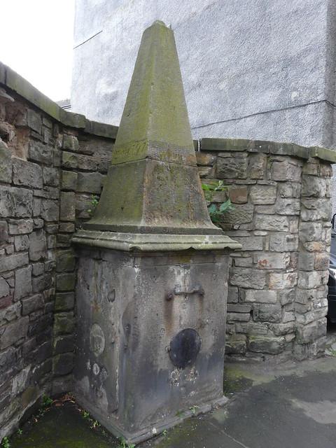 Obelisk, East Crosscauseway