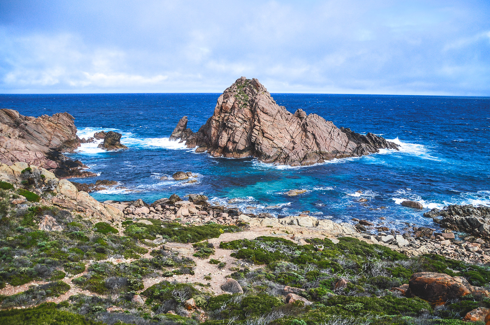 Sugarloaf Rock, Western Australia