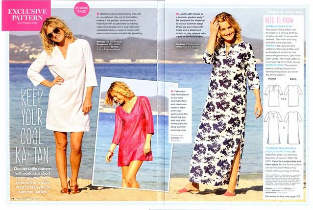 Prima Magazine - Pattern, August 2017 (02)