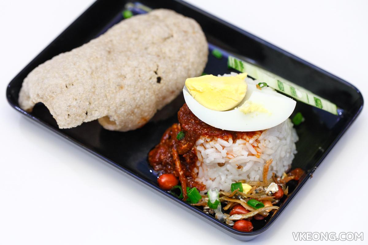 #BAE Bangsar Nasi Lemak RM2.50