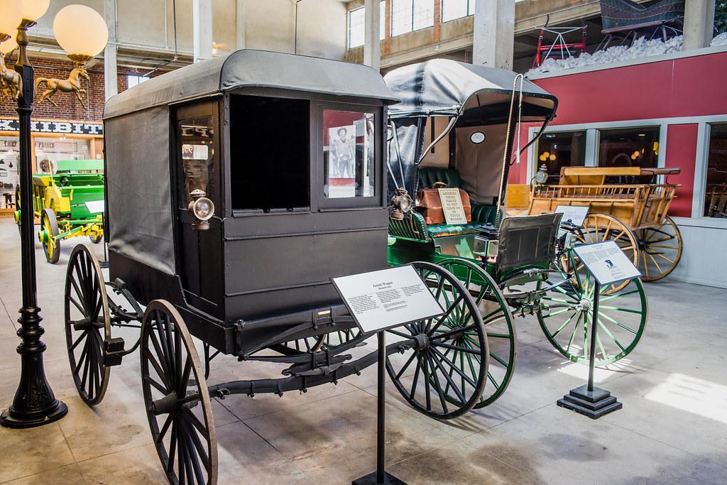 Le musée western de Stockyards Station (Texas) 36539973353_9f71847497_b