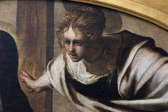 Mary Magdalene | Pietà | Dead Christ with the Virgin and Saints John and Mary Magdalene | Tintoretto | Pinacoteca di Brera di Milano-20