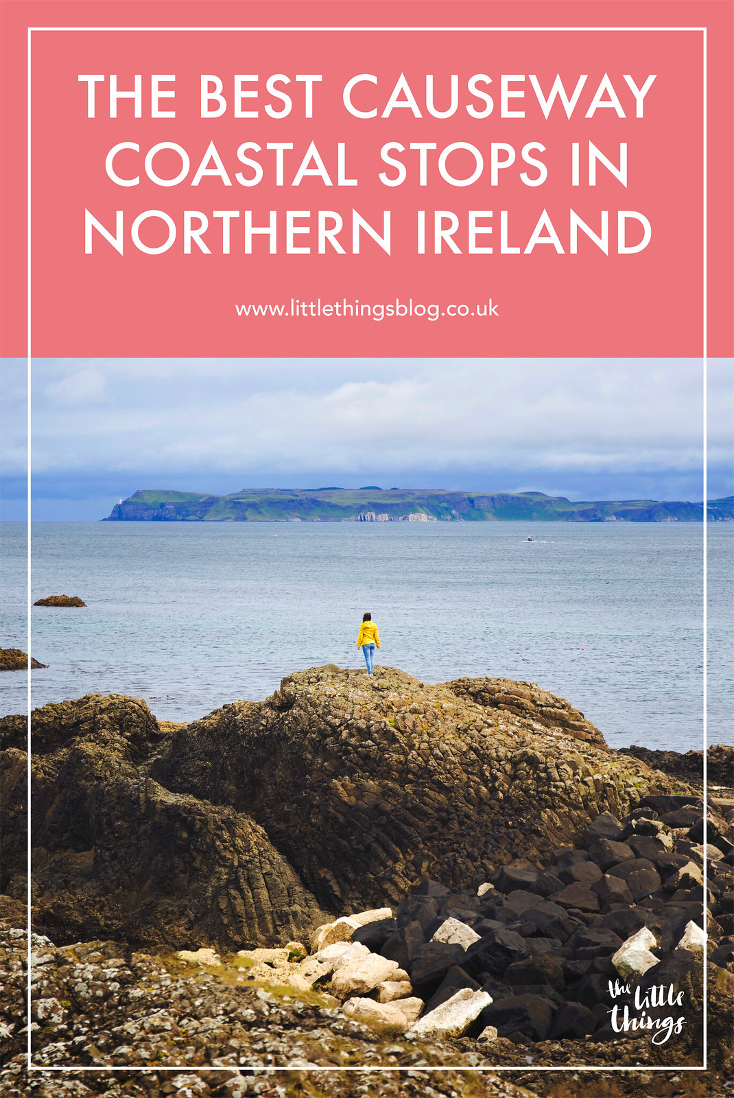The best Causeway Coastal stops in Northern Ireland travel blogger UK