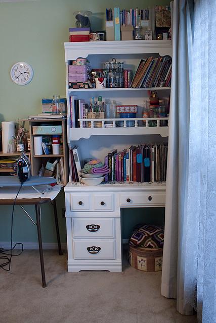 Craft-Room Rearrangement