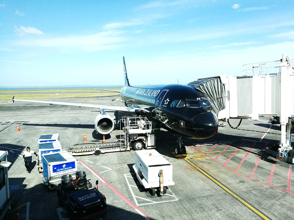 Air NZ All Black