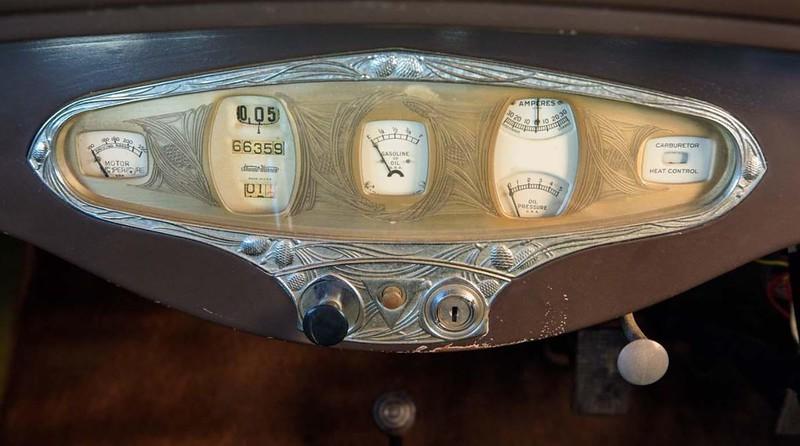 1929 Hudson Super Six Pine Cone Saloon