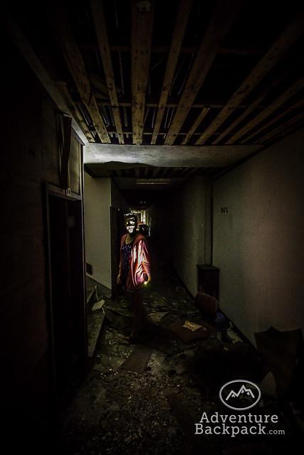 spooky urbex
