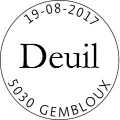 14 Deuil fleur