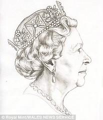 Jody Clark Queen sketch