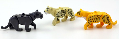 LEGO City Jungle Cats 1