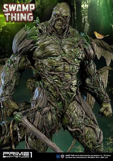 Prime 1 Studios【沼澤異形】Swamp Thing スワンプシング MMDC-26DX 豪華版全身雕像作品