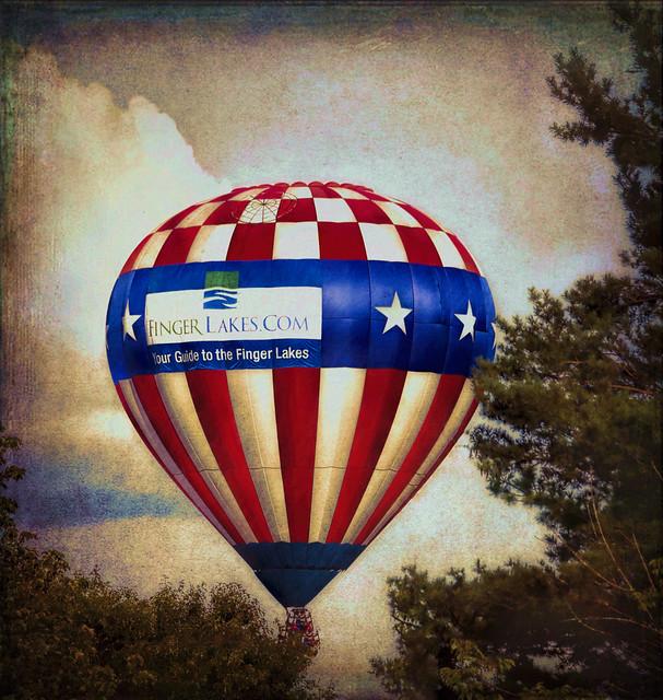 Balloon Ride-HSS!