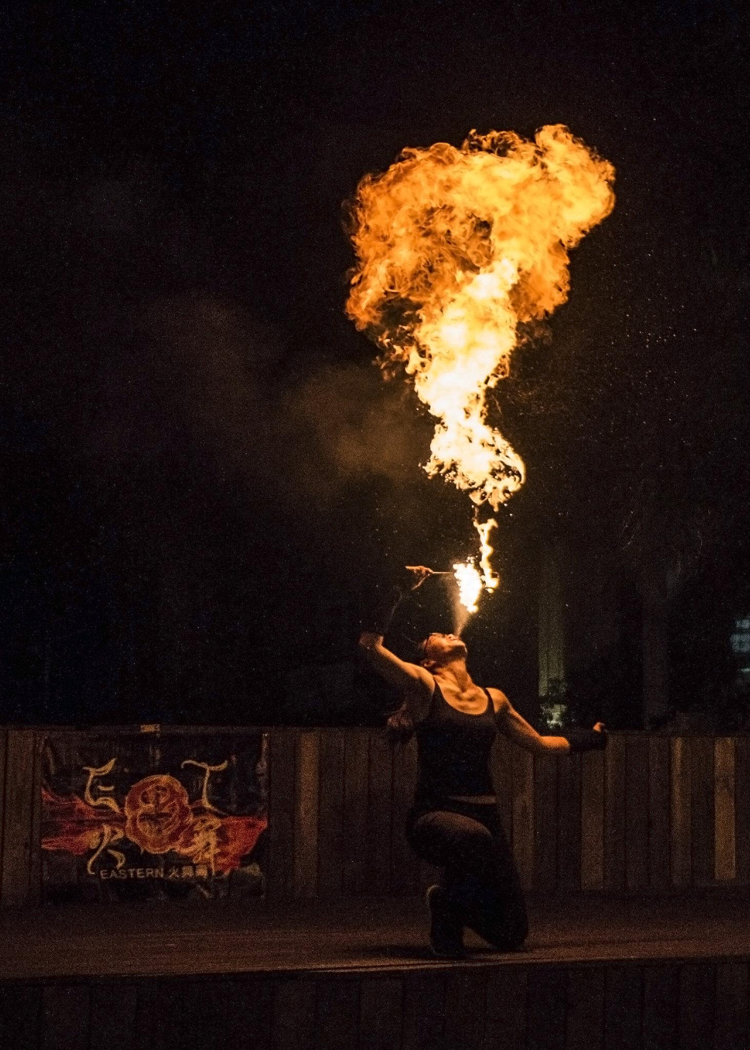 火之舞-2