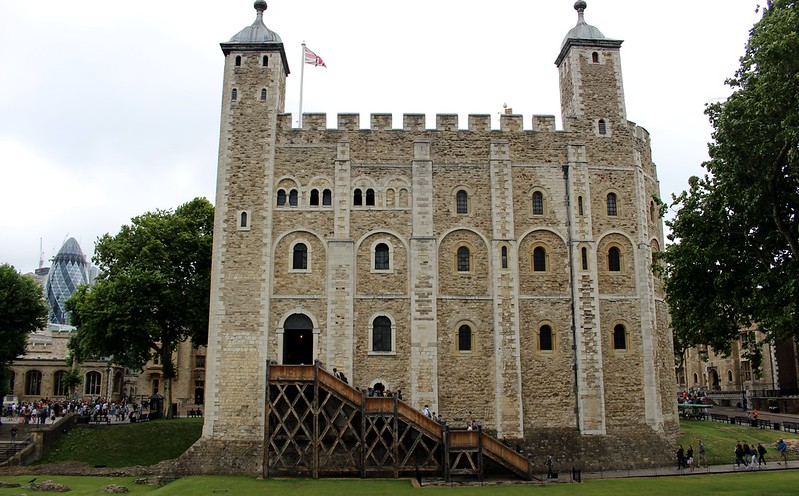 Tower of London: The White Tower