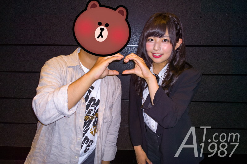GEM 6/28 Music Card Event - Photo Session with Takeda Maaya
