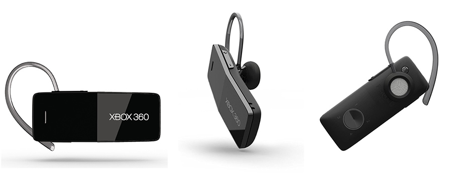 Detalles de Oficial Microsoft XBox 360 inalámbricosAuricular Bluetooth (en Buen Estado) ver título original