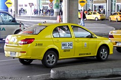 FAW V5 Taxi - Bogot�, Colombia