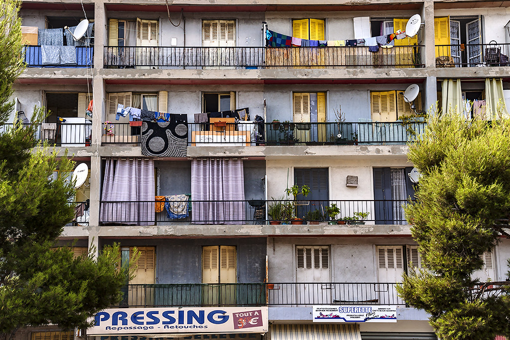 Housing in Felix Pyat--Marseille