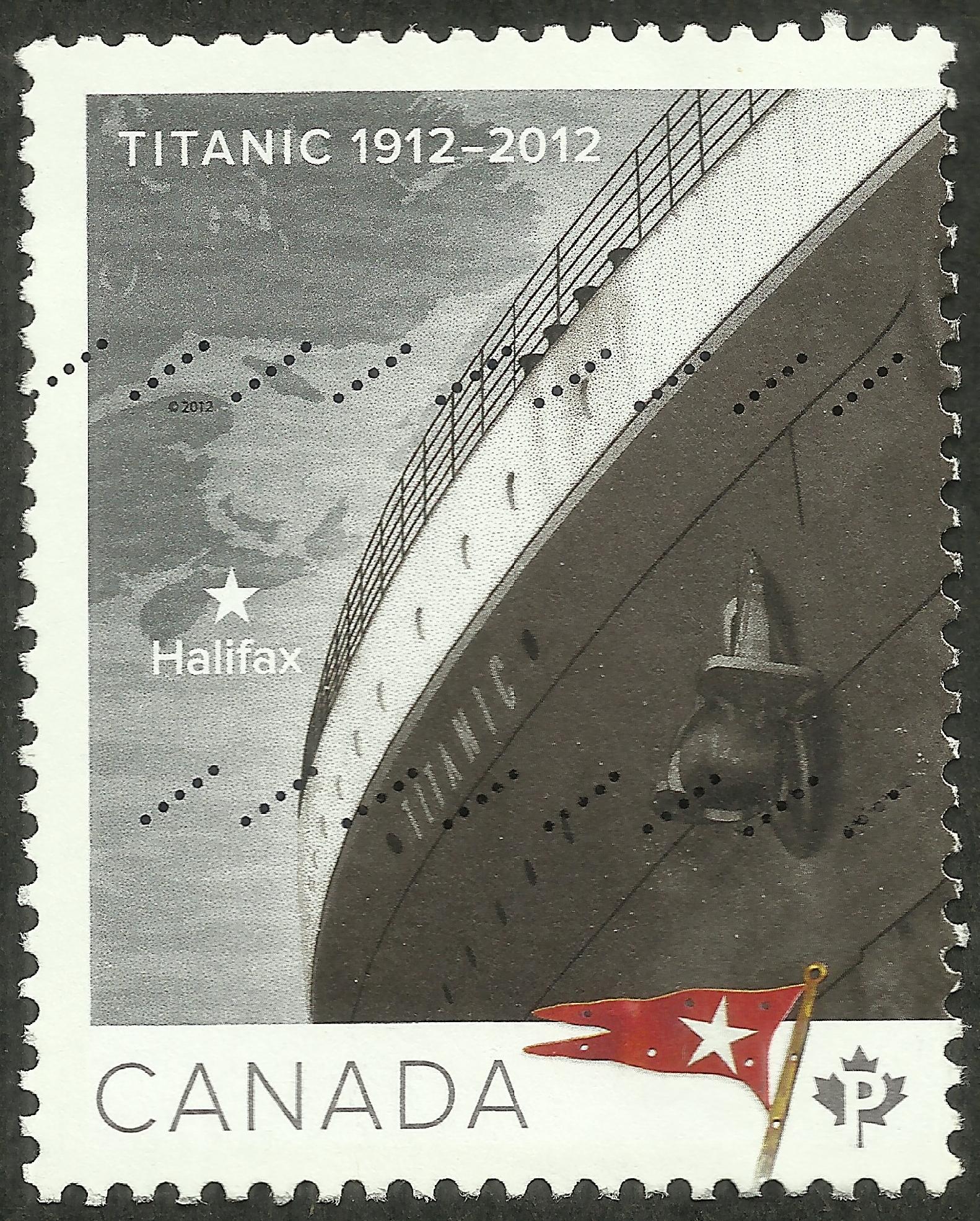 Canada #2531 (2012)