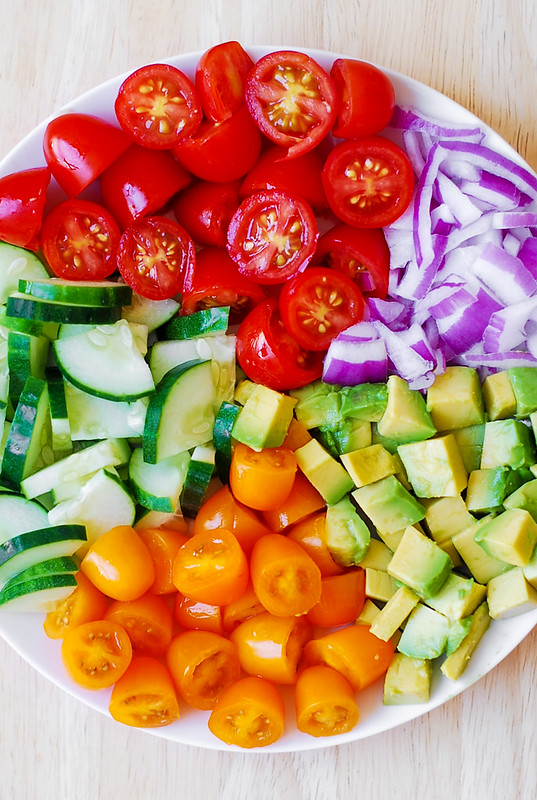 best avocado salad