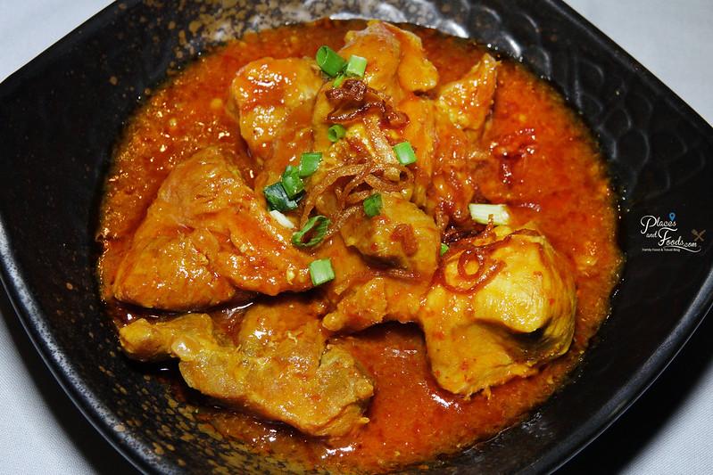 bijan ayam masak merah