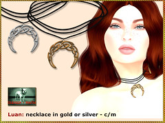 Bliensen - Luan - necklace