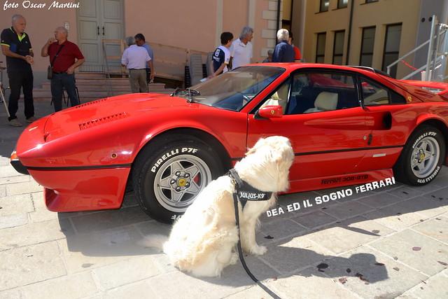 Dea e la Ferrari