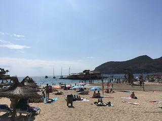 Gambar dari Camp de Mar.