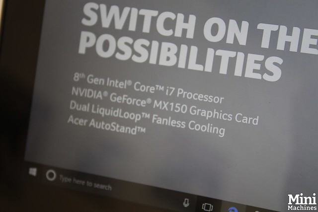 Acer Switch 7 Black Edition - 12