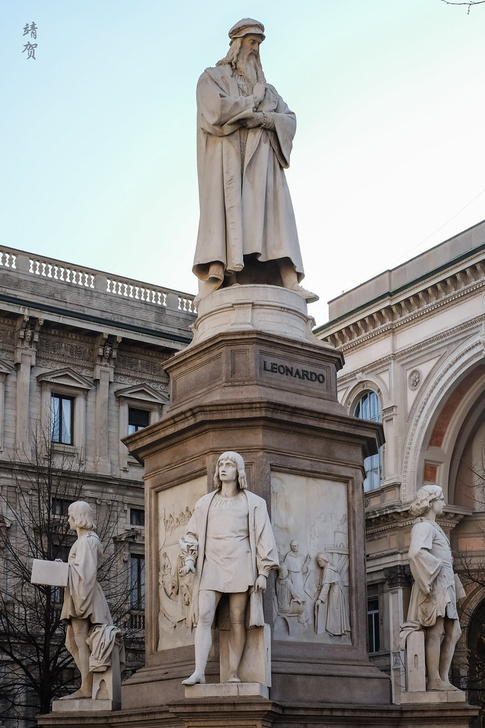 Monument to Leonardo da Vinci