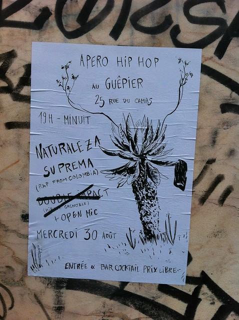 apero hip hop, guépier, naturaleza suprema